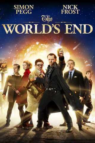 The World's End Soundtrack