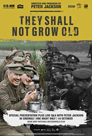 They Shall Not Grow Old Soundtrack