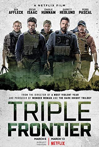 Triple Frontier soundtrack and songs list