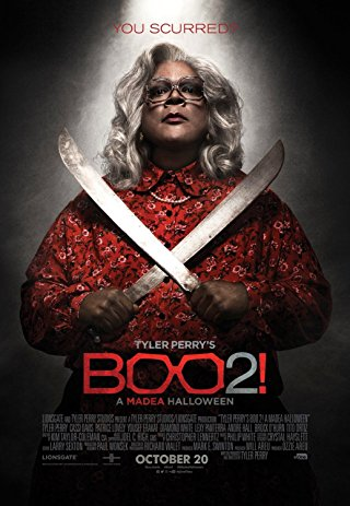 Tyler Perry's Boo 2! A Madea Halloween Soundtrack
