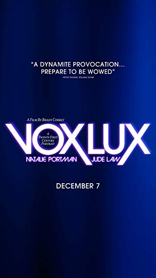 Vox Lux Soundtrack
