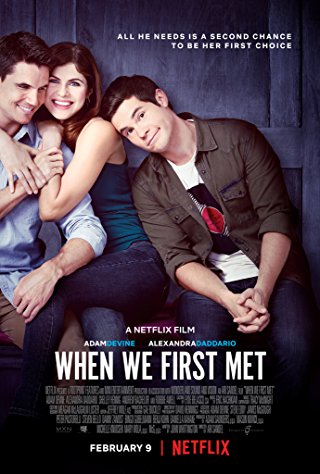 When We First Met Soundtrack