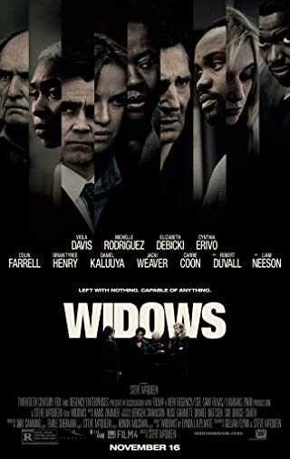 Widows Soundtrack