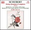 Franz Schubert - String Quartet No. 8, D. 112, III Menuetto: Allegro